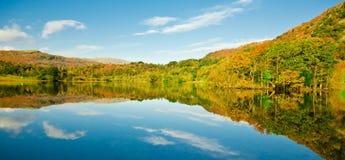 Rydal vatten Fotografering för Bildbyråer