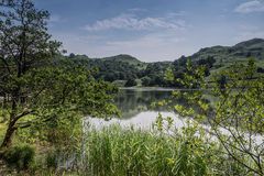 Rydal Water Cumbria Stock Photo