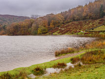Rydal water Royalty Free Stock Photo