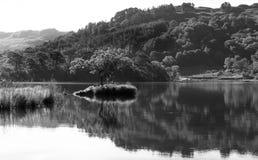 Rydal Water, Lake District, UK. Royalty Free Stock Image