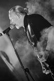 Rydell & Quick a Swedish rock band Stock Photo