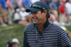 Ryder Cup Captain Paul Azinger Stock Image
