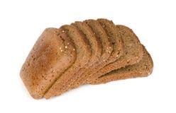 Rye bröd royaltyfria bilder
