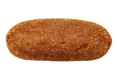 Rye bread with bran Royalty Free Stock Image