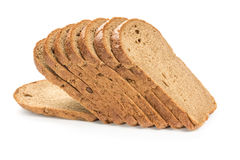 Rye bread with coriander Royalty Free Stock Image