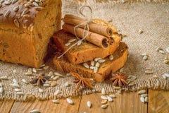 Rye bread Stock Image