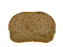 Rye bread slice Royalty Free Stock Photo