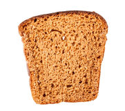 Rye bread slice Royalty Free Stock Images