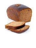 Rye bread slice Royalty Free Stock Photography