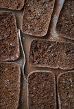 Rye bread Royalty Free Stock Images