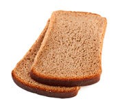 Rye Bread Slices Royalty Free Stock Photo