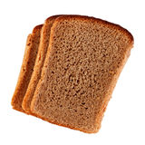 Rye Bread Slices Royalty Free Stock Image