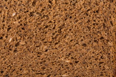 Rye bread texture Royalty Free Stock Photography