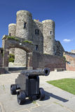 Rye Castle Ypres Tower with Canon Royalty Free Stock Photos