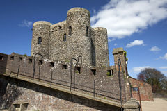 Rye Castle Ypres Tower Royalty Free Stock Photography