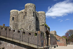 Rye Castle Ypres Tower Stock Photos