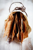 Rye crackers Royalty Free Stock Photography