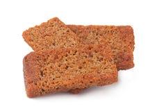 Rye crackers stick Royalty Free Stock Image