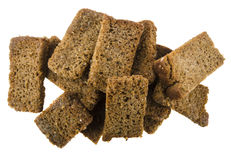 Rye crackers Royalty Free Stock Photo