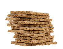 Rye crisp Royalty Free Stock Photo