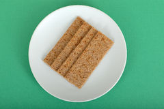 Rye Crisp Breads Stock Photos