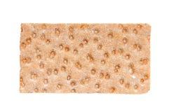 Rye crispbread slice Royalty Free Stock Image