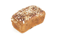 Rye dark bread Royalty Free Stock Images