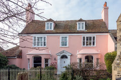 RYE, EAST SUSSEX/UK - MARCH 11 : The Old Vicarage in Rye East Su Stock Photography