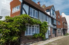 Rye em Sussex do leste imagens de stock royalty free