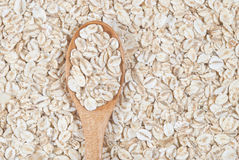 Rye flakes Royalty Free Stock Image