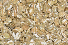 Rye flakes Royalty Free Stock Photo