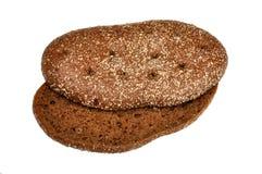 Rye flat bread Royalty Free Stock Image