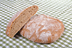 Rye Flatbread Royalty Free Stock Photo