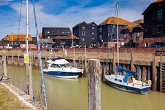 Rye le Sussex est Angleterre R-U Photos stock