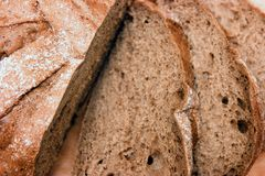Rye loaf Stock Photography