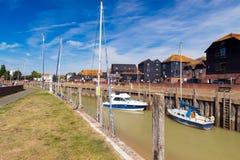 Rye Ost-Sussex England Großbritannien Stockbild