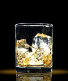 Rye on the rocks Royalty Free Stock Photos