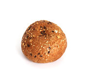 Rye roll with sesame Royalty Free Stock Image