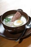 Rye soup Royalty Free Stock Photos