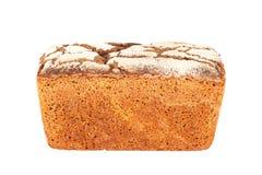 Rye-Wheat Pan Bread Stock Photo