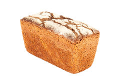Rye-Wheat Tin Bread Stock Images