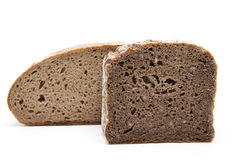Rye and wholemeal bread Royalty Free Stock Photo