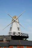 Rye Windmill Stock Image