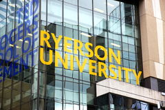 Ryerson University Stock Photography