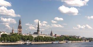 Ryga. Capital of Latvia. Eastern Europe Royalty Free Stock Image