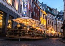 Ryga. Capital of Latvia. Eastern Europe Royalty Free Stock Images