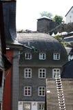 Ryglowy niemiec dom zdjęcia royalty free