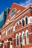 Ryman Auditorium, Nashville, Tennessee Royalty Free Stock Images