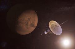 rymdskepp Fotografering för Bildbyråer