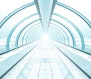 rymligt brett för korridor royaltyfri fotografi